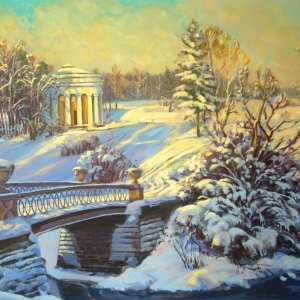 Pavlovsk-Winter