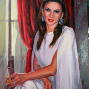 Woman from Azerbaijan
