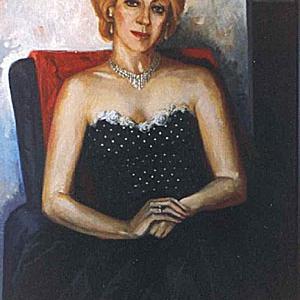 "Yeugenia KHANUKOVA . 36""x 30″"