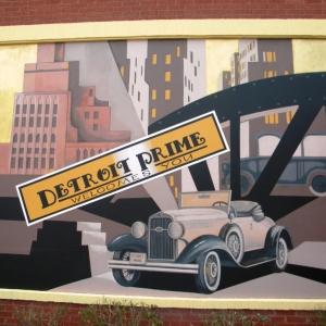 Restaurant Detroit Prime Exterior murals 004
