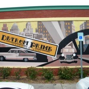 Restaurant Detroit Prime exterior murals 008