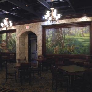 1 Restaurant Morels interior. Detroit