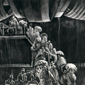 Invaision  by Slavin Russian Theater Yakutsk
