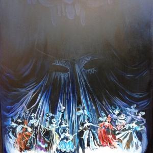 Maskaraid by M. Lermontov  Russian Theater Yakutsk