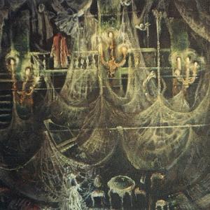 The Ancle dreem by F. Dostoevsky. Stage design. Vladikavkaz